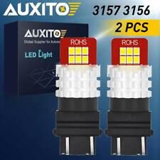 2800LM 3157 3156 4114 4157 LED DRL Driving Daytime Running Light White Bulbs 6K