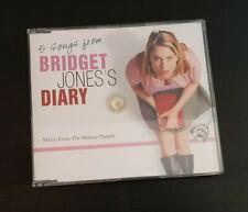 CD ALBUM - SOUNDTRACK - PROMO - BRIDGET JONES'S DIARY - SAMPLER