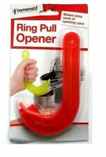 Easy to Use Ring Pull Can Tin Jar Opener Safe Non Slip Kitchen Utensil