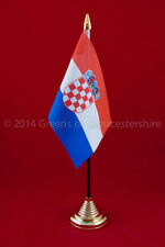 Croatia Country Collectable Flags