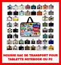 HOUSSE ETUI SAC COQUE PROTECTION PC PORTABLE TABLETTE 7 10 12 13 14 15 17 POUCES