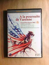 DVD DOC / PRIX D'AMERIQUE / A LA POURSUITE DE VARENNE / NEUF SOUS CELLO