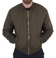 Hype MA1 Bomber Jacket - Khaki