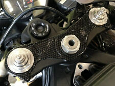 Carbon Fibre Effect Yoke Cover to fit Yamaha YZF R1 2009 - 20011