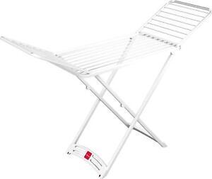 Tendedero Vileda Solar para Exteriores con Ruedas 20 metros de tendido
