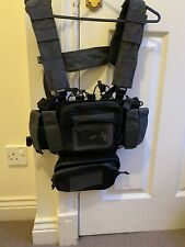 More details for used chest rig.