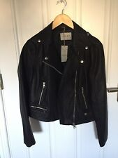 leather jacket Indigo Collection marks And Spencer