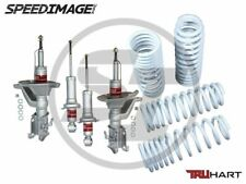 """TruHart For 02-04 Acura RSX DC5 Sport Shocks And Lowering Springs Set F/R 2.0"""""""