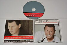 MAXIME LANDRY - VOX POP - MUSIC CD RELEASE YEAR:2009 FRENCH