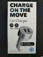 Gems Dual USB Car Charger