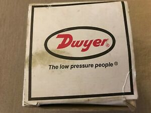 Dwyer 1910-10 Pressure Switch Gas/Air Diff New