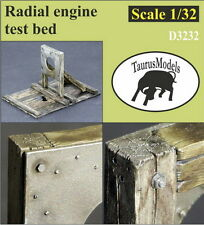 Taurus Models 1/32 Radial Engine Test Bed