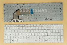 New UK Keyboard For HP Pavilon 15-E000 15-E 15-N000 15-N Series White NO Frame