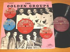 "DOO WOP GROUP LP - VARIOUS ARTISTS - RELIC 5059- ""BEST OF CLUB 51 RECORDS"""