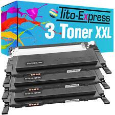 3 TonerXXL Black für Samsung CLT-K4092S CLP-310 CLP-310 N CLP-315 CLP-315 N