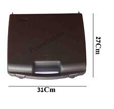 scatola in plastica porta accessori valigetta da pesca box ecoscandaglio