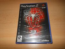 Spiderman 3 PS2 Sony PlayStation 2 PAL