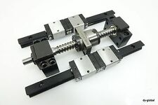 Actuator Unit Parts Used / Ball Screw/ LM Guide/Linear Bearing/CNC Z Axis Route