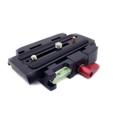 Great P200 Quick Release Clamp QR Plate for Manfrotto 501 500AH 577 500 701
