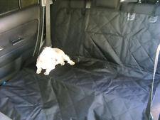 Pet Car Truck Seat Cover Dog Travel Waterproof Backseat Trunk SUV Fold Down Seat
