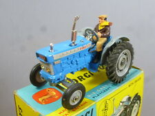 "CORGI TOYS MODEL No.67  FORD 5000  "" SUPER  MAJOR""  TRACTOR WITH DRIVER  VN MIB"