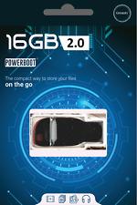 16 GB USB Flash Drive, Memory Stick, Light Weight, Long life