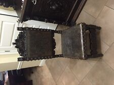Antique English Royalty Chairs