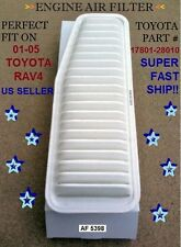 TOYOTA Air Filter AF5398 for 01-05 RAV4 high quality, perfect fit&fast ship!!^o^