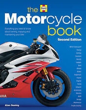 The Motorcycle Book, Seeley, Alan, New Book