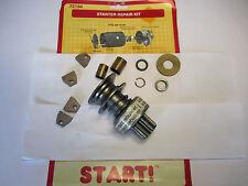 72194 Delco 10MT Starter Kit & Drive Chevy Chevelle Camaro Pontiac GTO 1951-95