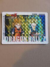 Carte Dragon Ball Pp Card Part 25 Prism Hard No. 1084