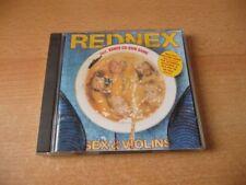 CD Rednex - Sex & Violins - 17 Songs + Bonus CD-Rom Game - RARE