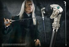 Harry Potter Lucius Malfoy's Walking Cane & Wand Noble Collection Malfoy Stick