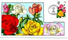US FDC #2833 Flowers, Collins H/P (9716)