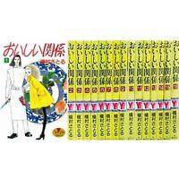 Japan Comic Oishi Kankei VOL.1-16 Comics Complete Set F/S