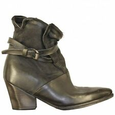Women's Textured Leather Boots