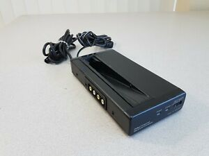 Phillips Consumer Electronic V80098BK01 Video AC Adapter Charger Cradle