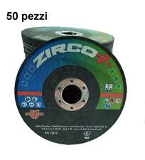 SET 50 DISCHI TAGLIO WURTH 125X1,6 FERRO ACCIAIO INOX OFFERTA STOCK FALLIMENTO