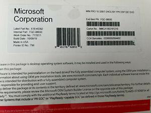 WINDOWS 10 32 64 Bit installation dvd with product key full version