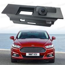 Car Trunk Handle Camera Rearview Backup Parking for 2015 2016 2017 Ford Mondeo