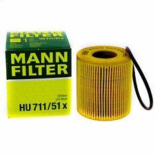 MANN Ölfilter HU71151X Filter Citroen Fiat Ford Lancia Mini Mitsubishi Peugeot