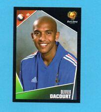 PANINI-EURO 2004-Figurina n.103-DACOURT-FRANCIA-NEW BLACK