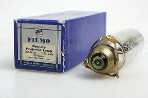 Bell & Howell Filmo Base-Up Projector Lamp