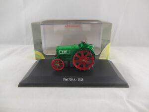 Universal Hobbles UH6046 Fiat 700A Tractor in Green 1928 scale 1:43