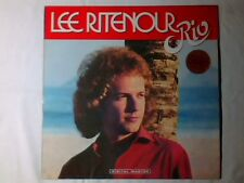 LEE RITENOUR Rio lp GRP GERMANY DAVE DON GRUSIN MARCUS MILLER