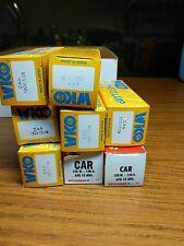 lot of 8 NOS CAR projector bulbs 120 volts 150 watts