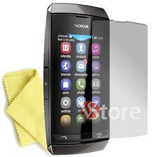 5 Pz Pellicola Per Nokia Asha 305 - 306 Proteggi Schermo Display LCD Pellicole