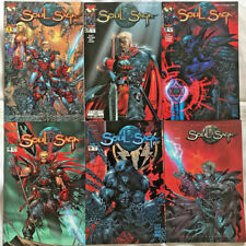 SOUL SAGA#1-5 VF/NM LOT 2000  IMAGE COMICS