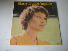 Marie France Anglade Batiment B  33 tours LP