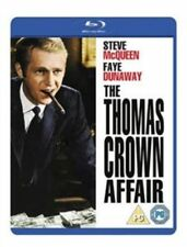 The Thomas Crown Affair Blu-ray 1968 5039036061964